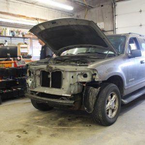 SUV Repair